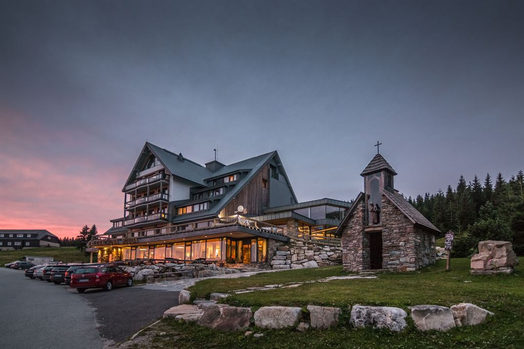 Resort Sv. Františesk – Hotel Erlebachova Bouda